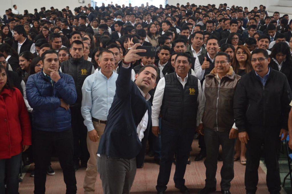 Educación y compromiso, base para la transformación de la Mixteca y de todo Oaxaca: RBCC