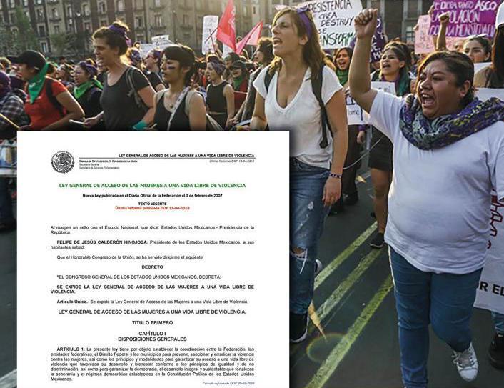 En feminicidios, sólo aplicar la protectora Ley Calderón de 2007: Carlos Ramírez