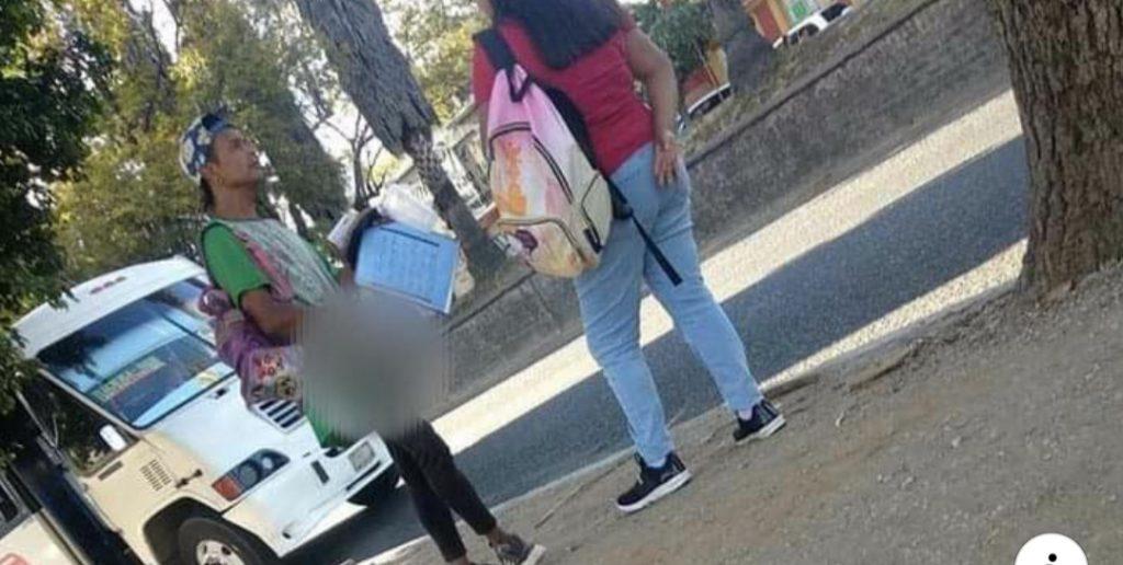 Detienen a presunto comerciante ambulante que acosaba a mujeres en la capital