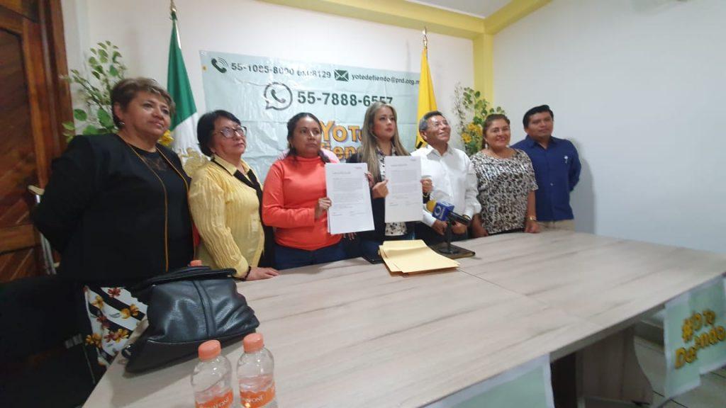 Presenta PRD 9 amparos contra AMLO por falta de medicamentos; uno de ellos en Oaxaca