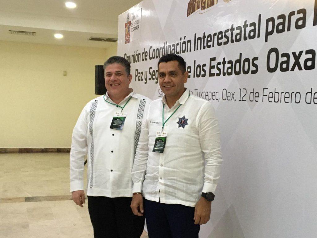 Pronunciamiento reunión coordinación interestatal para la construcción de la paz y seguridad de los Estados de  Veracruz y Oaxaca