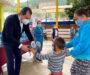 Encabeza Oswaldo García entrega de fórmula láctea para la niñez de Pueblo Nuevo