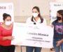 Mujeres mixtecas fortalecen su economía con el impulso del Gobierno del Estado