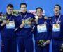 Liberan a campeón olímpico tras asalto al Capitolio