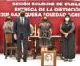 Entrega Ayuntamiento de Oaxaca distinción a 10 mujeres que son ejemplo para nuevas generaciones