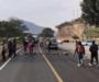Realiza el MULTI bloqueos carreteros en la Mixteca