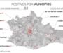 Notifica Oaxaca 317 casos más de COVID-19, llega a los 74 mil 282 acumulados