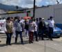 FNTSRM se movilizó en la ciudad de Oaxaca de Juárez