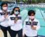 La selección Oaxaca de paranatación cierra su participación en los Parancionales Conade con cinco medallas